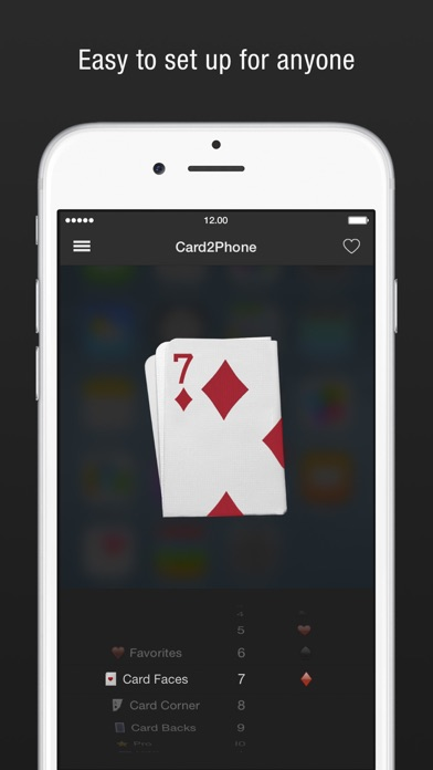 Card2Phone - Magic Trick screenshot1