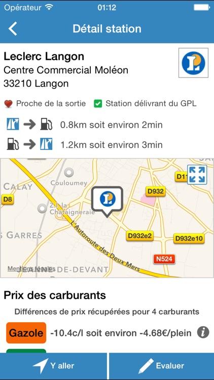 La Bonne Sortie d'Autoroute screenshot-3