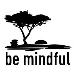 Ícone do app Be Mindful: A Tool to Let Go Now