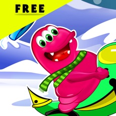 Activities of Ice Fun Free Valley : The Monster Snow Mobile Adventure - Free