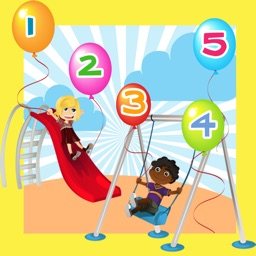 Active Play-Ground Joy and Fun Kid-s Game-s with Education-al Task-s