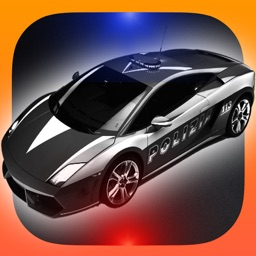 Highway Police Car Chase Smash Bandits 3D