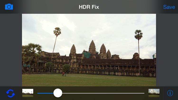 HDR Fix