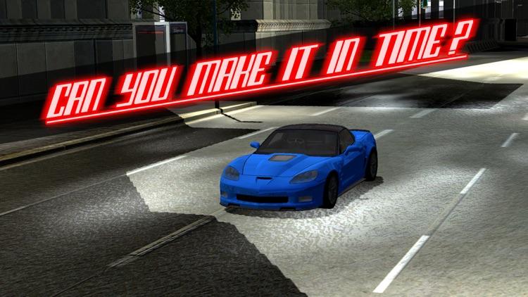 3D Drift Car Parking - Sports Car City Racing and Drifting Championship Simulator : Free Arcade Game screenshot-4