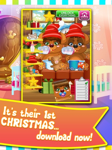Mommys Newborn Baby Pet Doctor Salon My New Puppy Twins Spa Games