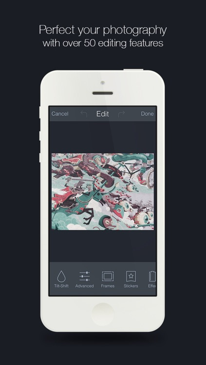 Pure Flickr - Browse, edit, upload, comment, share, favorite and view your Flickr photos in a pure and simple app screenshot-1