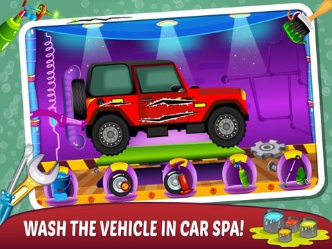 Screenshot 1 For Mechanic Car Garage Spa Make Sdy Automobile In Kids Auto