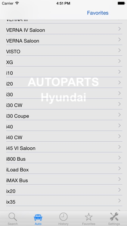 Autoparts for Hyundai screenshot-4