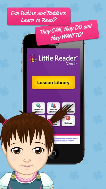 Little Reader Touch
