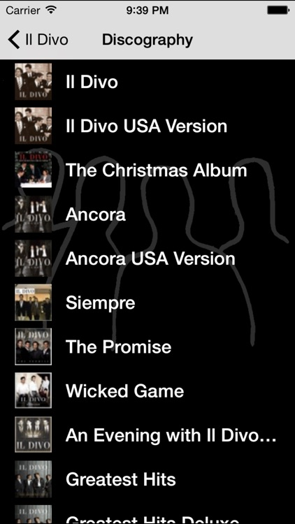 Il Divo Resource screenshot-3