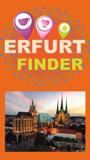 Erfurt Finder Screenshot