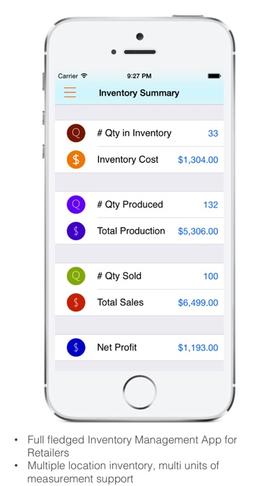 Goods Inventory Pro : for Manufacturer with multi location inventory-0