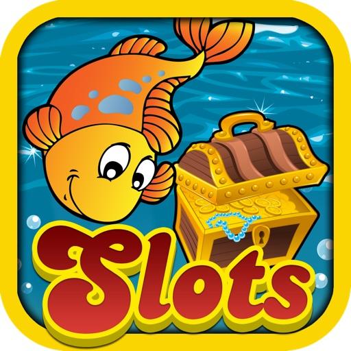 777 Blast Fish Slot Machines - (Gold Casino Slots) Win The Big Coin Cash Machines Pro