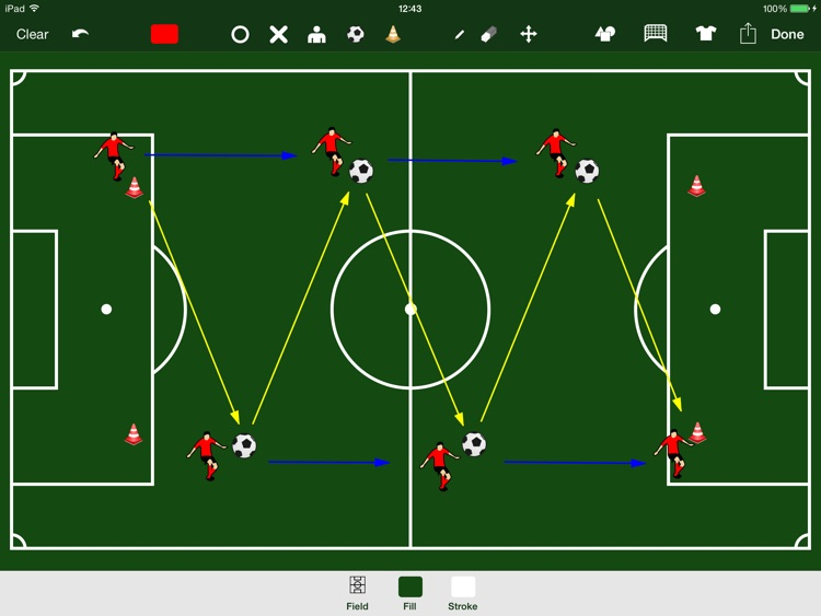 UrbanCoach Soccer screenshot-4