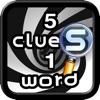 5 Clues 1 Word