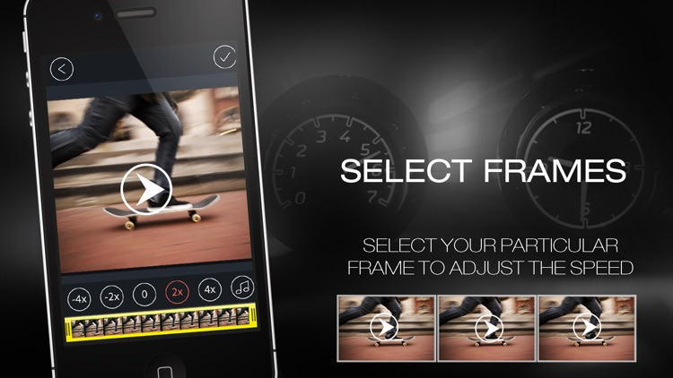SpeedPro - Make Slow and fast motion video