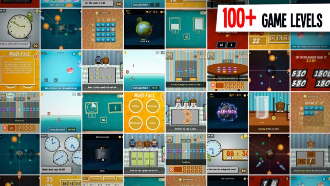 Math Planet - Fun math game curriculum for kids on the App Store