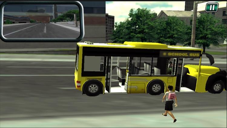 School Bus Driver screenshot-3