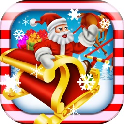 3D Santa's Sleigh Christmas Parking Game FREE