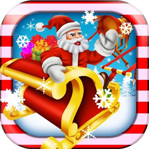 3D Santa's Sleigh Christmas Parking Game FREE