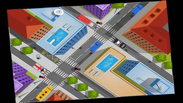 Traffic Frenzy (Free) screenshot-2