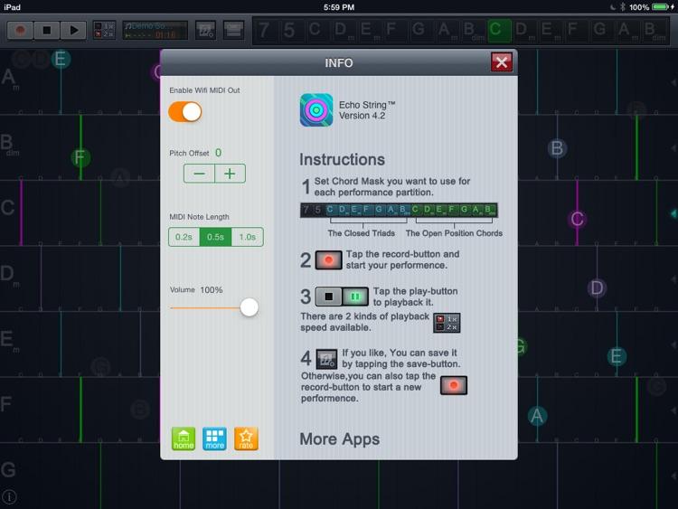 Echo String™ screenshot-4
