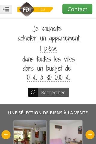 FDI ICI Agences screenshot 1