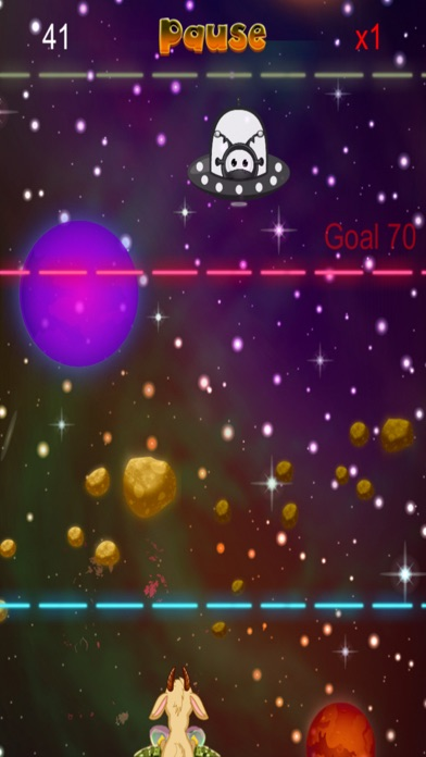 Aliens vs. Goats - Go Shooter Simulator From Invasion To