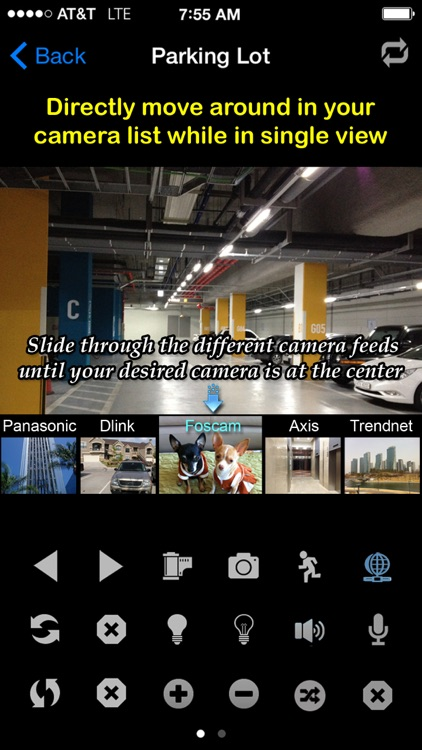 uCamPro: IP Camera & Webcam Viewer
