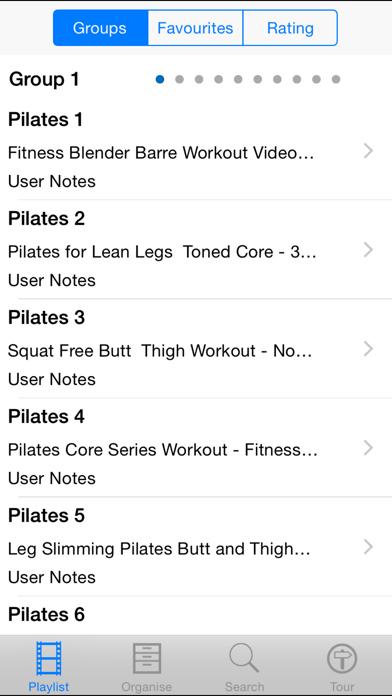 Pilates Screenshot 2