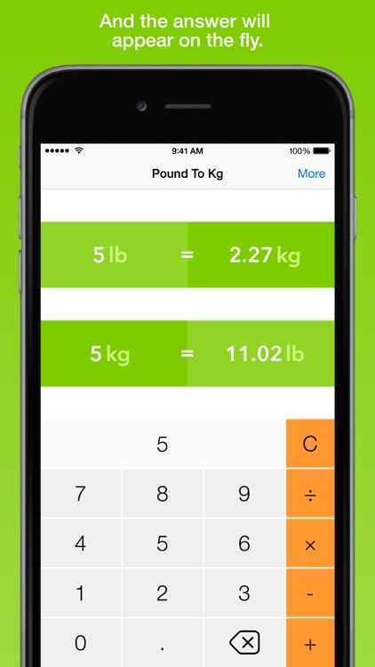 Pound To Kg, the fastest weight converter