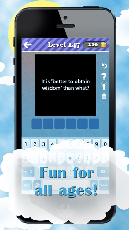 Bible Trivia - Holy Bible Quiz for Christian screenshot-0