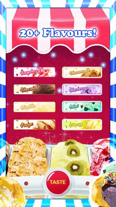 点击获取An ice cream maker game FREE-make ice cream cones with flavours & toppings