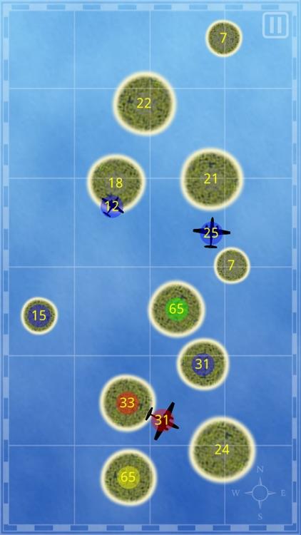 Archipelago War: Battle for Islands screenshot-4