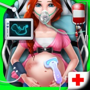 Pregnant Emergency Doctor - Kids Games