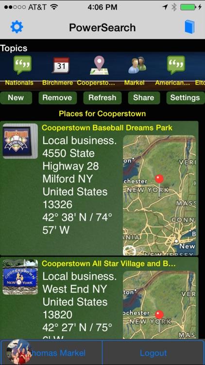 PowerSearch for Facebook screenshot-4
