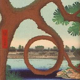 Hiroshige's 100 Famous Views of Edo(Lower volume)<#60-#118>
