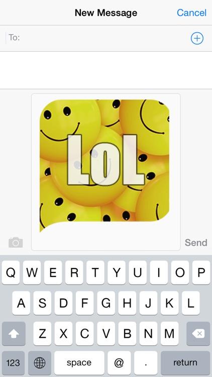 TxtTagz (visually fun texting) screenshot-4