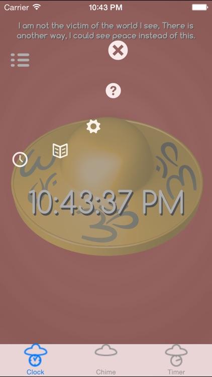 Chakra Clock