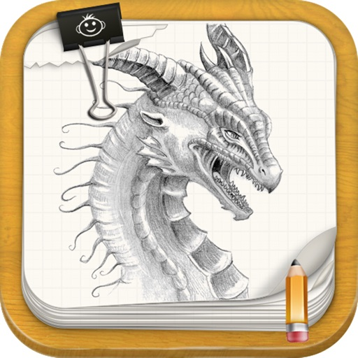 Learn To Draw Most Mystical Dragons
