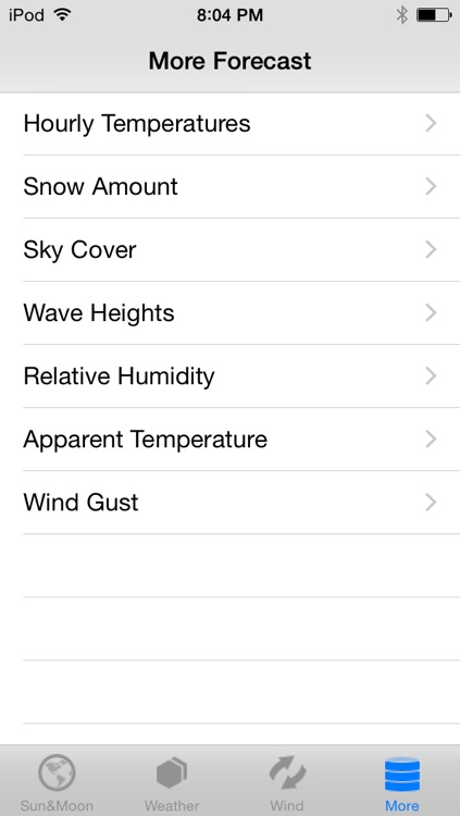 Sportsman Weather screenshot-4