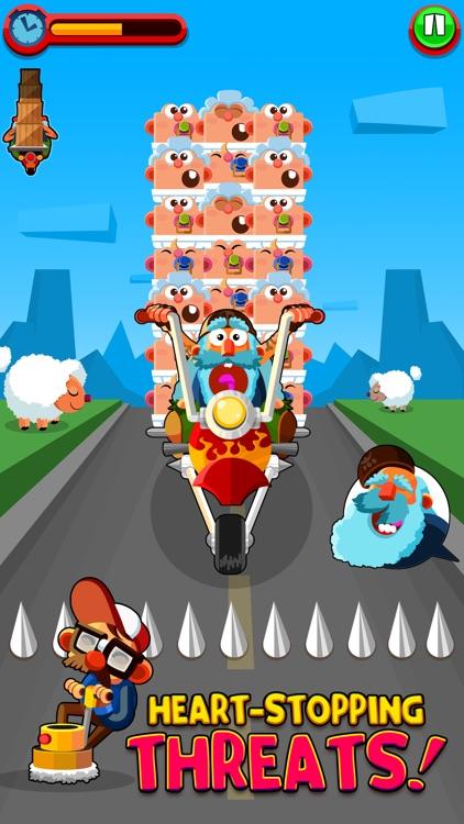 Hell of a Ride - Bike Racing Game screenshot-3