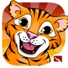 Baby Tiger Tigs - Little Jungle Zoo Pet Cub Tap and Bounce Story Pro