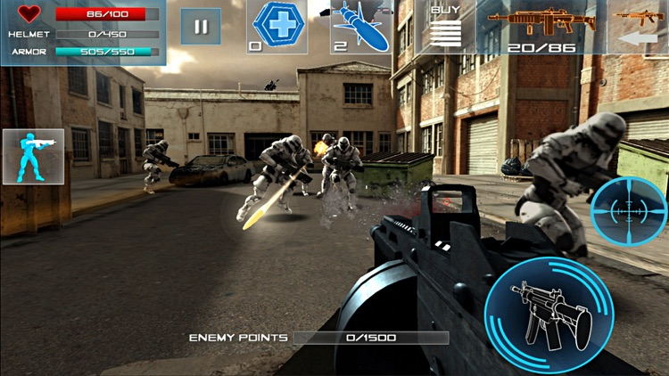 Enemy Strike screenshot-4