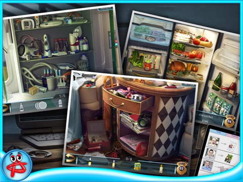 Royal Express: Hidden Object Adventure screenshot 2