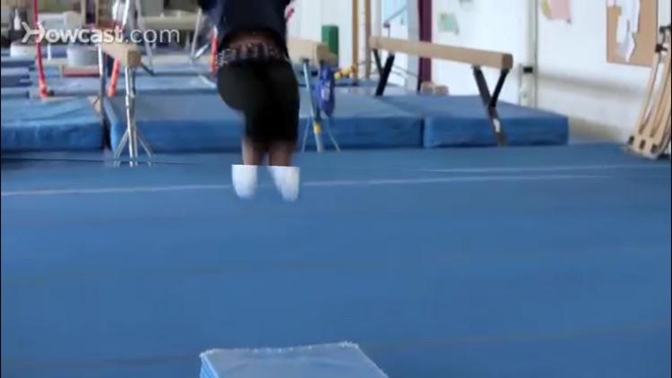 Gymnastics Training screenshot-4