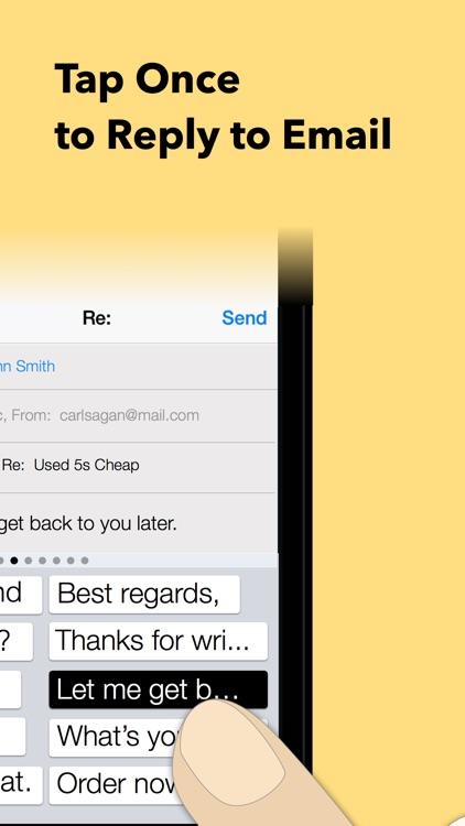 My Phrases Keyboard - for iOS 8 screenshot-4