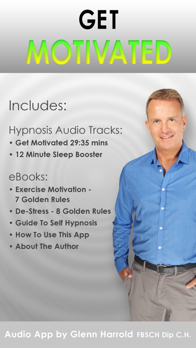 Top 10 Apps like Be Happy - Hypnosis Audio by Glenn Harrold