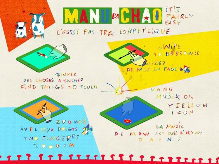 Manu & Chao by Wozniak screenshot-4