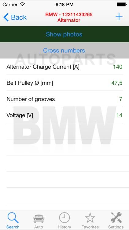Autoparts for BMW screenshot-4
